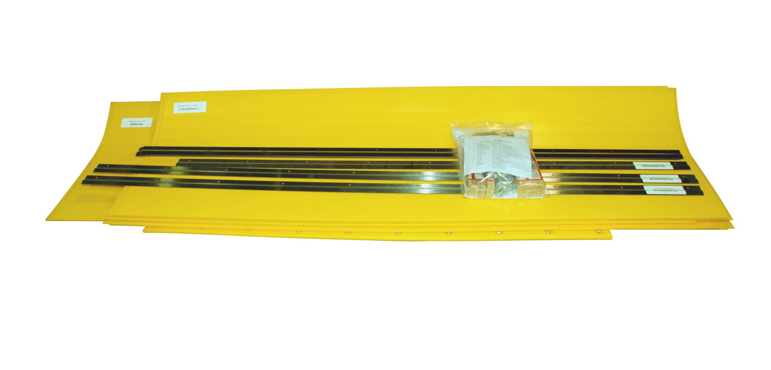 John Deere 600 Series 35' Flex Poly Grain Platform Liner