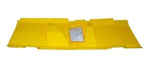 John Deere 216 16′ Flex Poly Skid Shoe Kit – Yellow