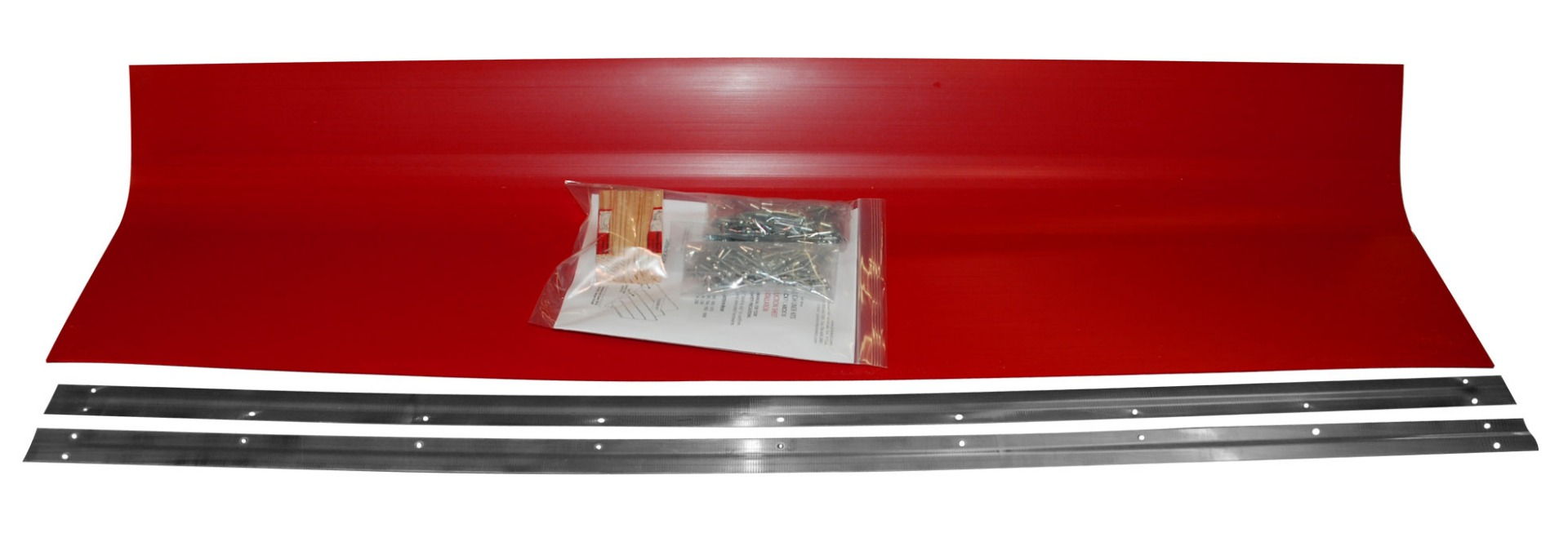 Case IH Poly Auger Bed Trough Liner Kit For Single Outside Trough.