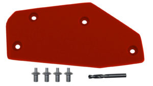 Case IH 1020 Poly Right Deflector For 3″ Knife