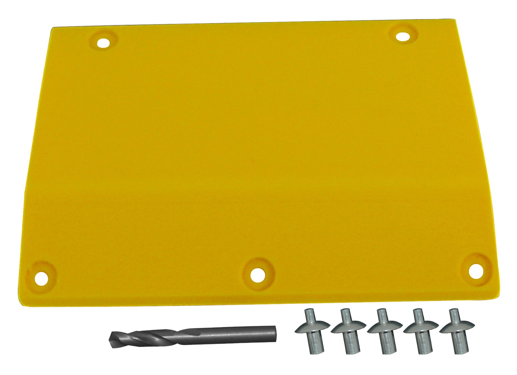 "John Deere 600 Series Flex Panel 9"" x 12"" Yellow"