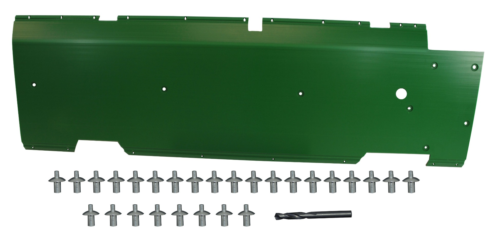 "John Deere Flex Head Poly Skid Panel 52 1/2"" - Green"