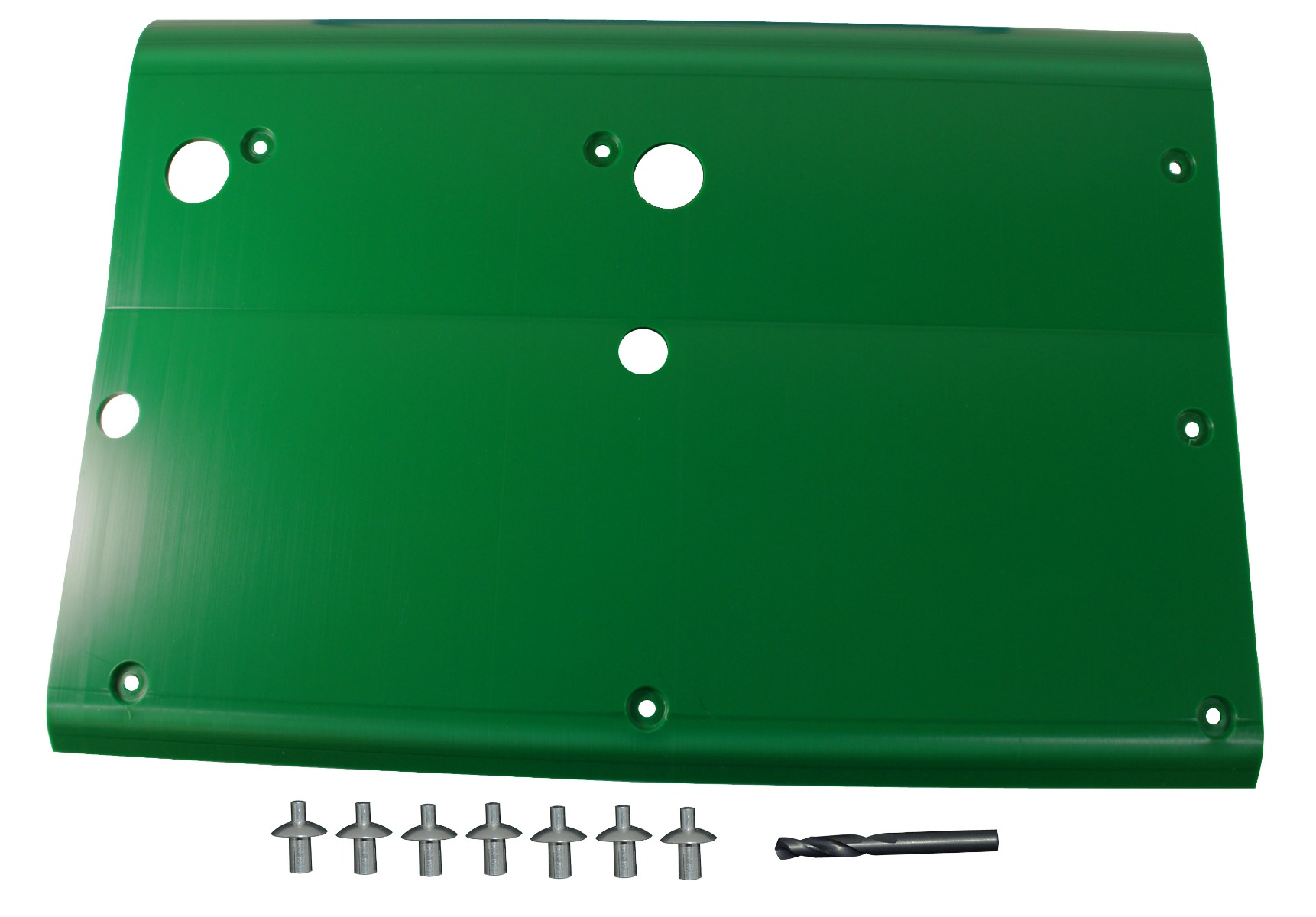 John Deere Flex Head Wobble Box Cover Green
